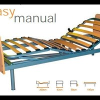 Cama hospitalar manual Fantasy