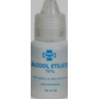 AGA - Álcool etílico 70 % - 10 ml