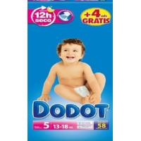 Fralda Dodot - 13 a 18 kg - 26 unidades