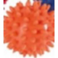 Bola terapêutica de picos - Laranja 6 cm