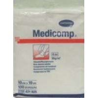 Medicomp - Compressas TNT não tecido não esterilizadas 5x5