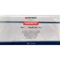 BATIST - Compressas TNT não esterilizadas 10x20