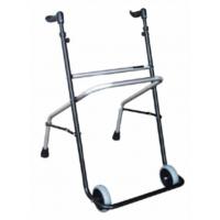 Andarilho em alumínio com rodas