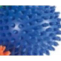 Bola terapêutica de picos - Azul 10 cm