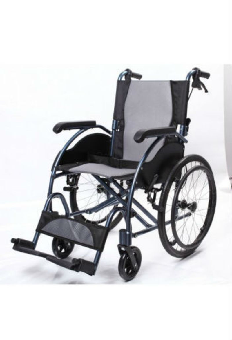 Cadeira de Rodas Alumínio R500